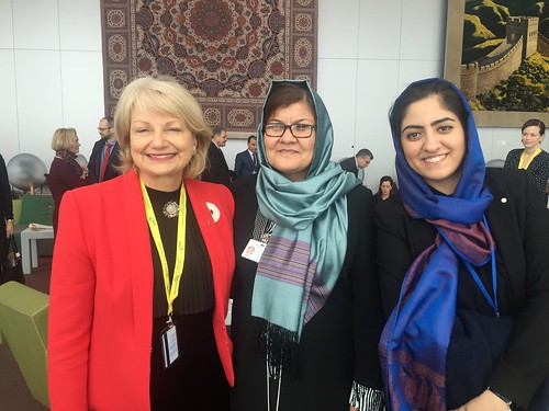 Australia's Ambassador for Women and Girls