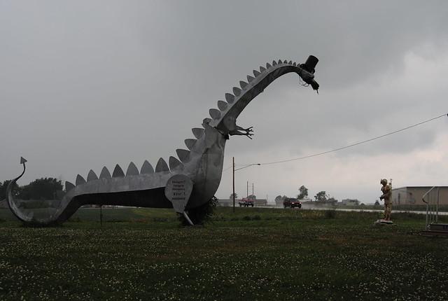 Kaskaskia Dragon, Vandalia, IL