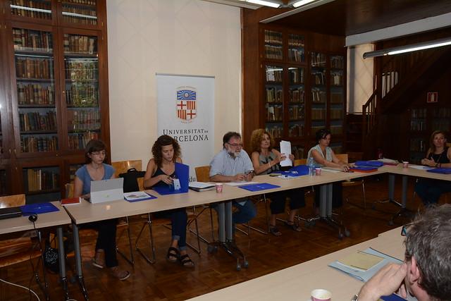 Reunió del Grup de Treball de Cooperació Universitària al Desenvolupament