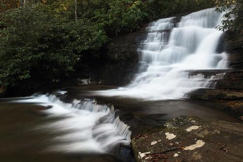 georgia waterfall chattahoocheenationalforest stonewallfalls