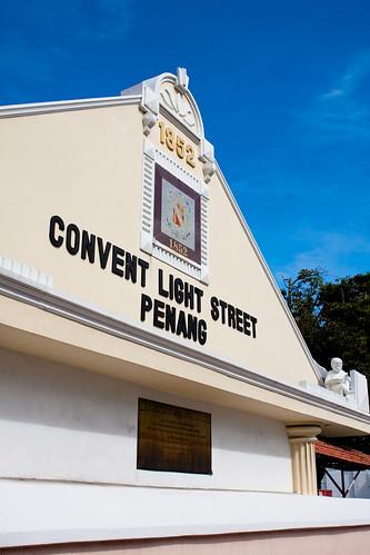 Convent Light Street, Penang