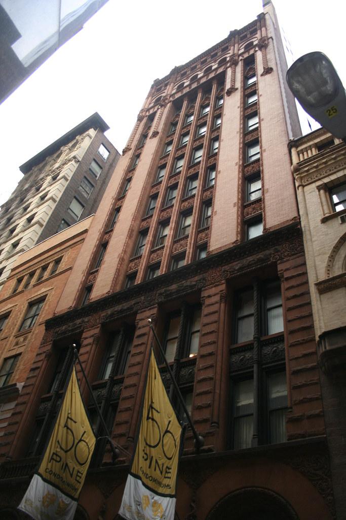 56-58 Pine Street Building