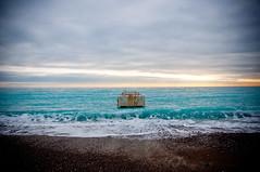 Rusty sea
