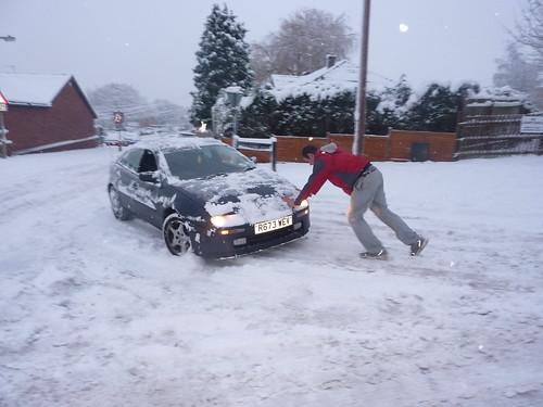 Car stuck in snow   allispossible.org.uk   Flickr