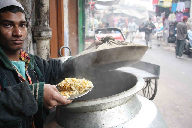 Cold Day, Hot Biryani