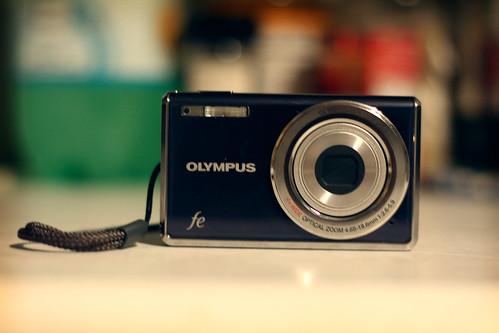 Mom's new camera
