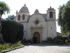 Carmel Mission, California