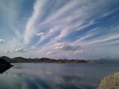 A beautiful day at Lake Pleasant