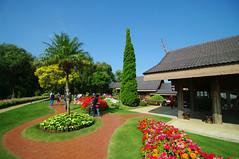Mae Fah Luang Garden,Doi Tung, Chiang Rai