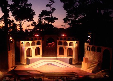 Forest Theater in Carmel, California
