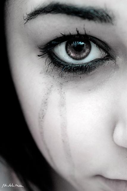 Tears - Tim Burton Style (Self)