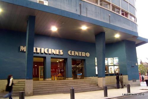 Multicines Centro