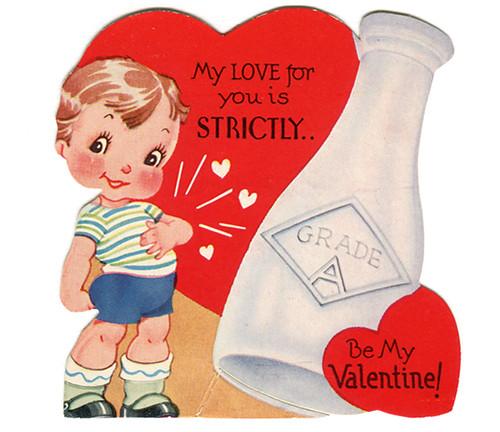 Valentine S Day Themed Menu