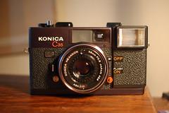 Konica Battery