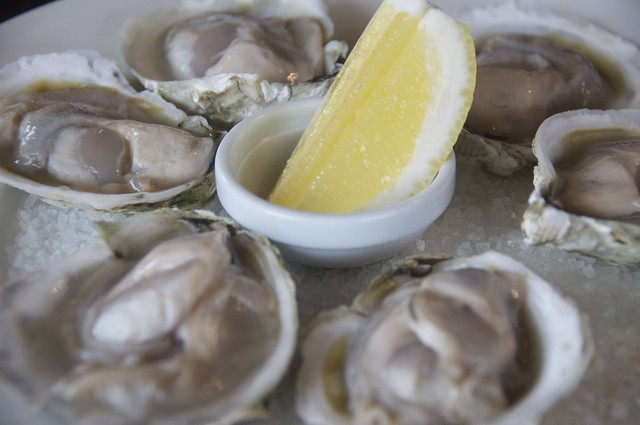 Cloudy Bay Oysters