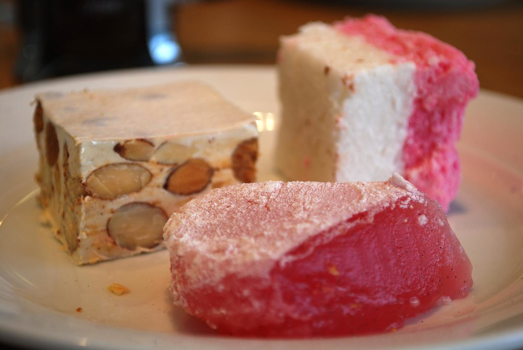 Turkish Delight, French Nougat, Coconut Ice - Jones the Grocer, Chadstone