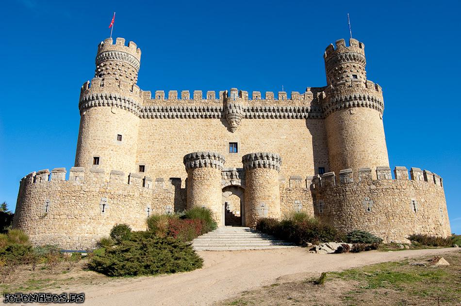 Castillo de manzanares el real - Casa en manzanares el real ...