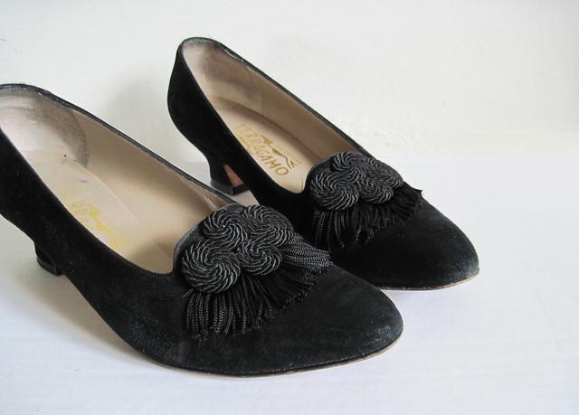 Evening Shoes Low Heel