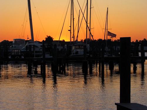 sunrise boats sailboats citydock dailyshoot ds112