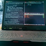 thinkpad x200 + xmonad