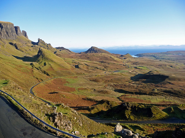Quiraing, lsle of Skye, Scotland