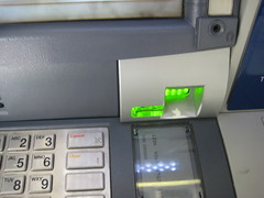 machine, automated teller machine,