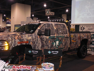 SEMA 2008 -  Hot Paint Jobs (6)