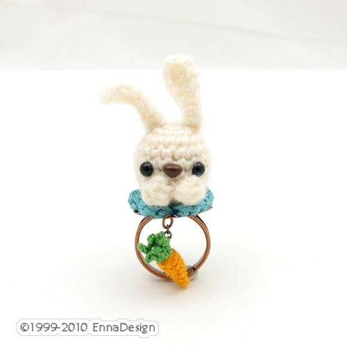 Amigurumi Magische Ring : Itsy-bitsy Amigurumi Rabbit Ring Flickr - Photo Sharing!