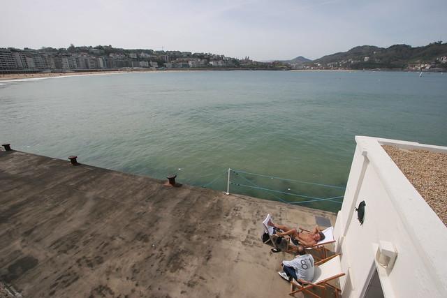 La Concha, San Sebastian