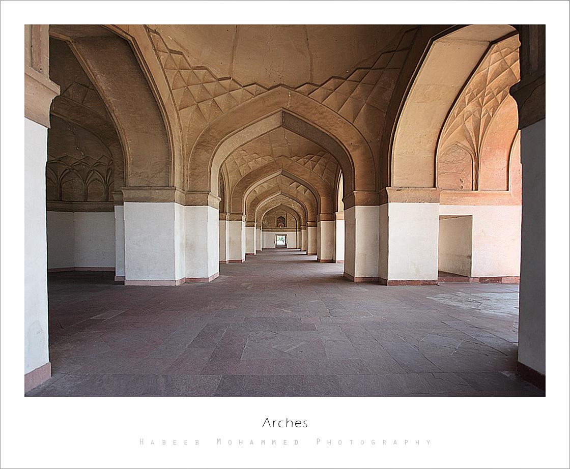 Arched Verandah