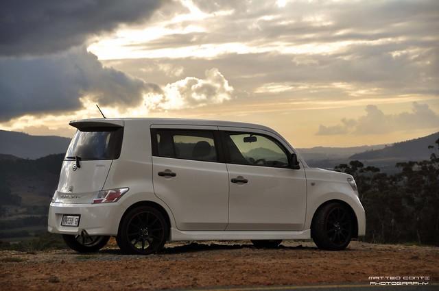 Daihatsu materia turbo
