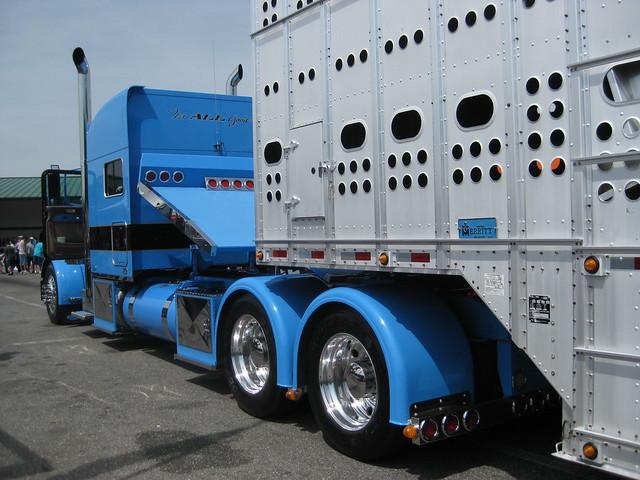 Chrome Stacks For Semi Trucks : Chrome shop th annual truck show flickr