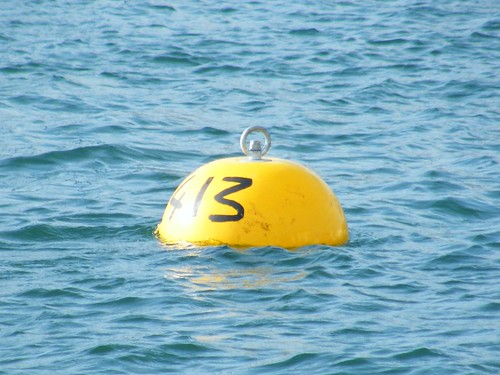 Buoy 413. Teignmouth, Devon