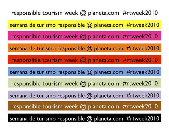 responsible tourism week begins may 17