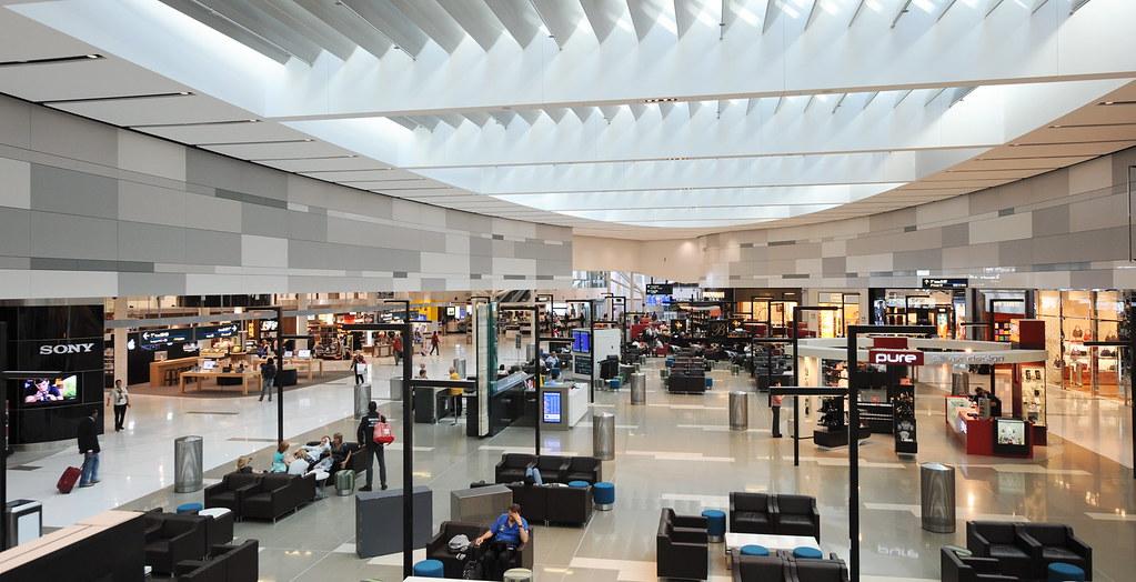 Sydney Airport - International Terminal