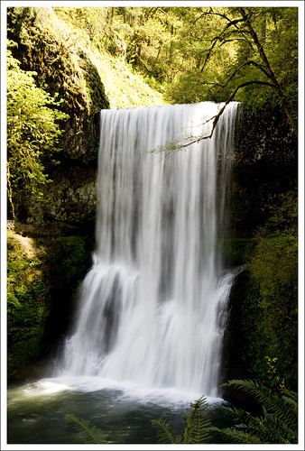 SKimchee's photo of Silver Falls.