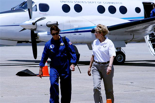 NOAA Administrator Tours Coastal Louisiana