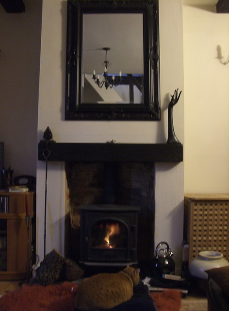 Mirror Above Fireplace Flickr Photo Sharing