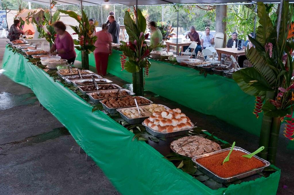 187 guam�s fiesta table