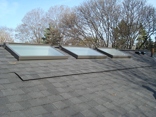 Bloomfield Construction - Velux Skylights