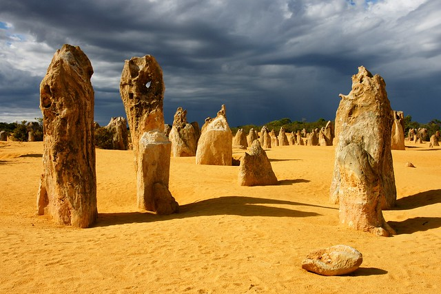 Australia, Pinnacles Numbung National Park, Cervantes W.A.