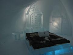 Gotham on Ice-Ice Hotel-Jukkasjarvi-Sweden