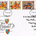 10-Jul-1974 UK First Day Cover