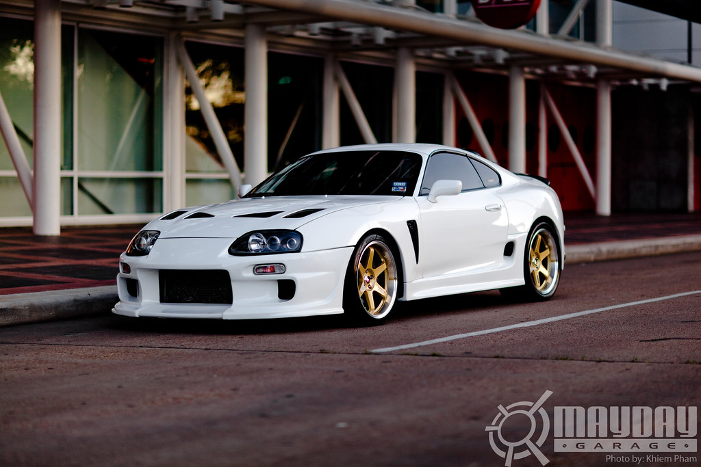 like white on rice steve nuss 97 mkiv toyota supra mayday garage. Black Bedroom Furniture Sets. Home Design Ideas