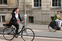 Cycling Oxford