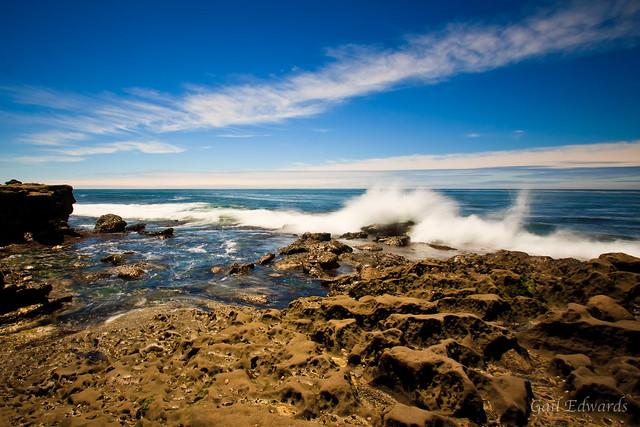 Low Tide splash