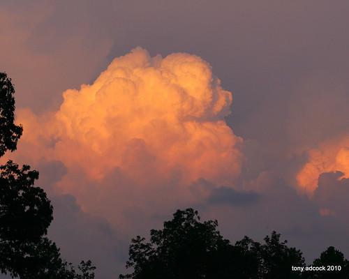 sunset cloud storm stormcloud thundercloud canonef100400mmf4556lisusm