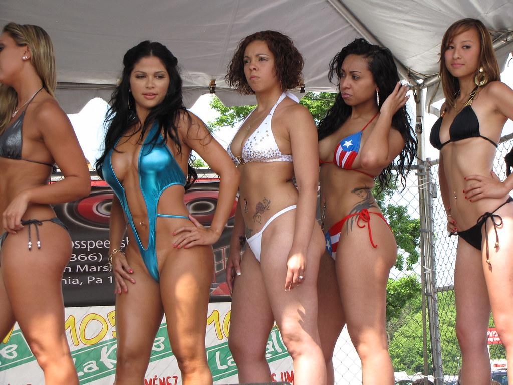 big girl bikini contest