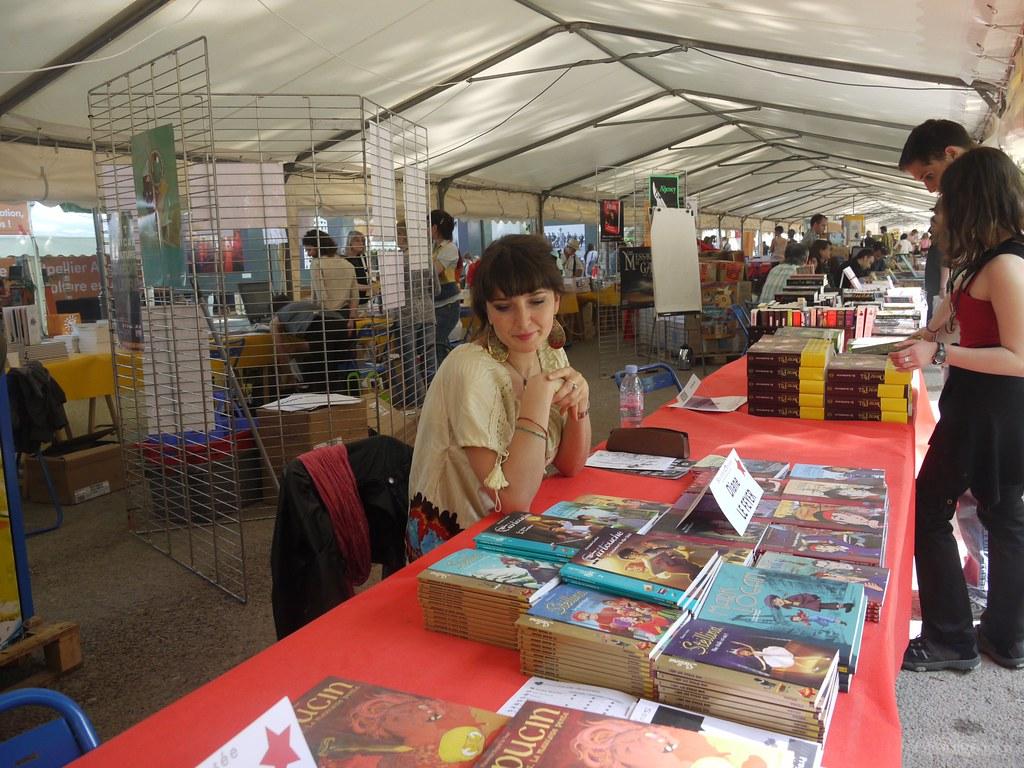 related image - Comédie du Livre 2010 - Vue d'ensemble - P1380894
