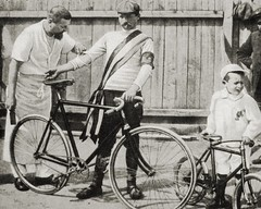 Maurice Carin Winner  Tour de France 1903.